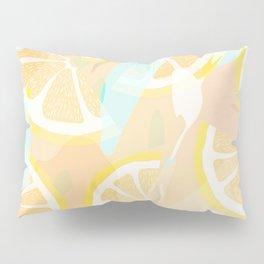 Lemon Meringue Ice Cream Melt  Pillow Sham