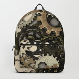 steam punk Backpack