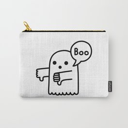Ghost Of Disapproval Carry-All Pouch