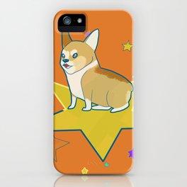 Big Star iPhone Case