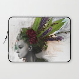 Great Hair Day Laptop Sleeve