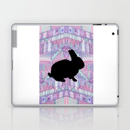 Rabbit Pattern Laptop & iPad Skin