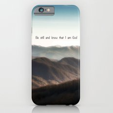 Be still and know that I am God Slim Case iPhone 6s