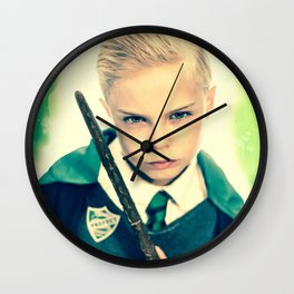 Draco Malfoy Wall Clock