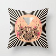 M.D.C.N. xxii Throw Pillow