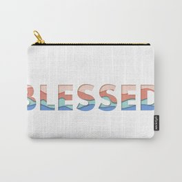 Blessed Carry-All Pouch