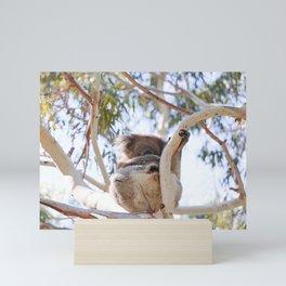 Drop Bear Mini Art Print