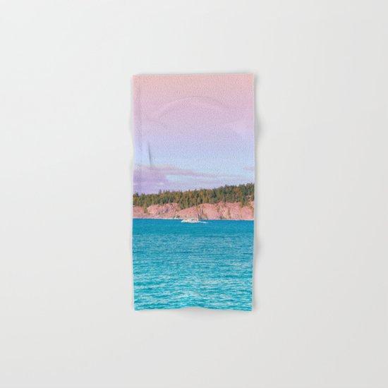Pastel vibes 31 Hand & Bath Towel