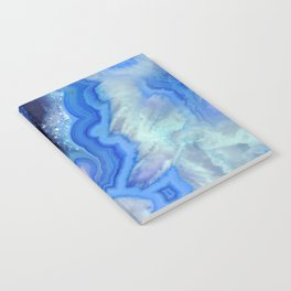 Blue Sky Stone Notebook