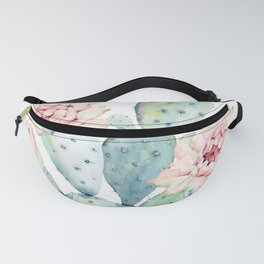 The Prettiest Cactus Fanny Pack