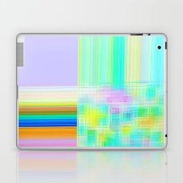 Re-Created Northern Cross9 by Robert S. Lee Laptop & iPad Skin