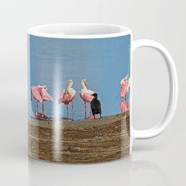Reluctant Chaperone Coffee Mug