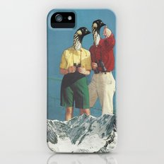 Jim and Christine Slim Case iPhone SE
