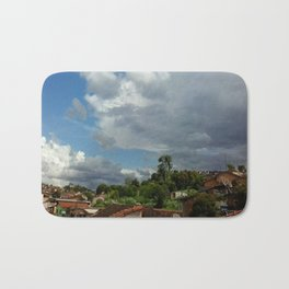 Antennas and Clouds Bath Mat