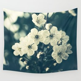 Cherry Dreams Wall Tapestry