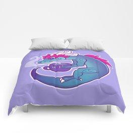 Beverage Dragon Comforters