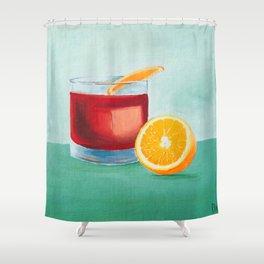 Negroni Shower Curtain