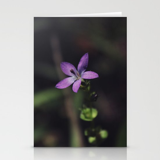 In a Dark Forest Stationery Cards