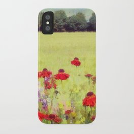 Helenium Moerheim Beauty iPhone Case