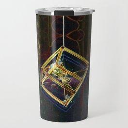 Bubble Cube Travel Mug
