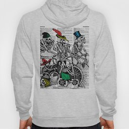 Calavera Cyclists Hoody