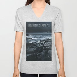 Courted by sirens Unisex V-Neck