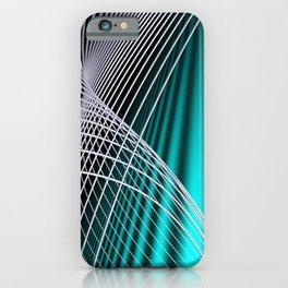 geometric design -772- iPhone Case