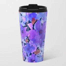 Lavender Blues Travel Mug
