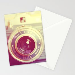 Vintage Camera Love: Bilora Bella! Stationery Cards
