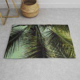 Tropical summer breeze Rug