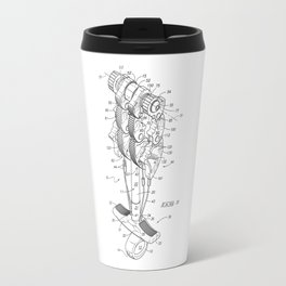 Rock Climbing Camalot Cam 2 Travel Mug