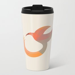 Mockingjay Metal Travel Mug
