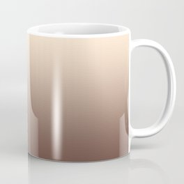 RoseGold Stripes Coffee Mug