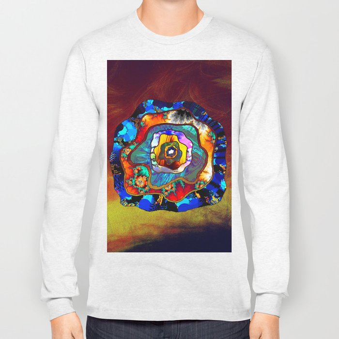 small slice Long Sleeve T-shirt