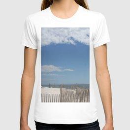 Long Island Beach T-shirt