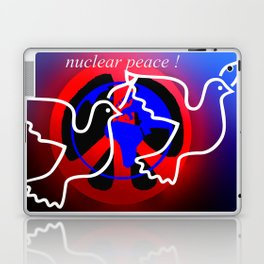 nuclear peace. Laptop & iPad Skin