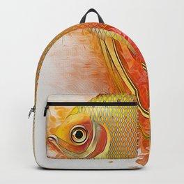 Angel Fish Backpack