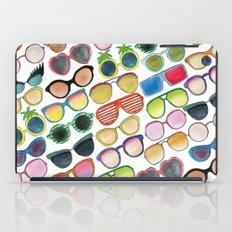 Sunglasses by Veronique de Jong iPad Case