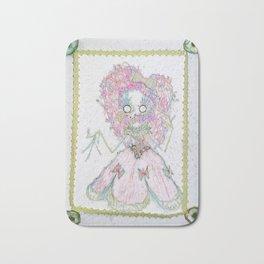 Velvetesque Dolls • Victorian Collection #3B Bath Mat
