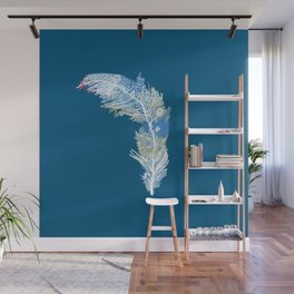 Feather Art Wall Mural