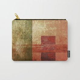 Converge, Abstract Grunge Art Carry-All Pouch