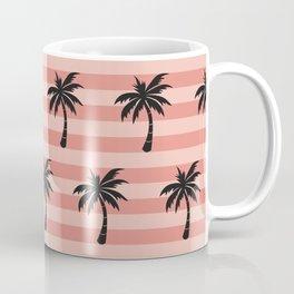 Palm tree pattern Coffee Mug