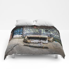 Burnt Comforters