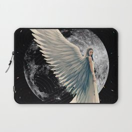 The Moon Angel Laptop Sleeve