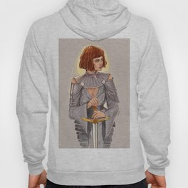 'Joan of Arc' / Zendaya Hoody