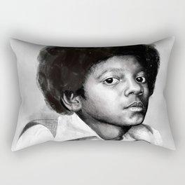Young Michael Rectangular Pillow