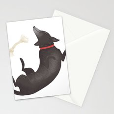 Happy Dog Stationery Cards
