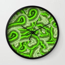 Déjà Vous Wall Clock