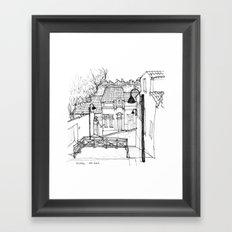 Olinda II Framed Art Print