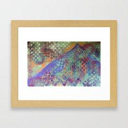 Moonlight Sunrise Framed Art Print